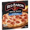 Red Baron Brick Oven Pepperoni Frozen Pizza - 17.89oz - image 3 of 4