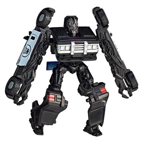 df07085444c Transformers Bumblebee - Energon Igniters Speed Series Barricade ...