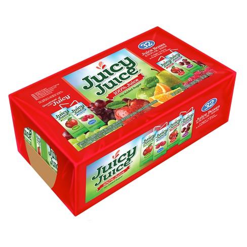 Juicy Juice Variety Pack 32pk 6 75 Fl Oz Bottles Target Follow the official juicy juice handle for your daily dose of juiciness. juicy juice variety pack 32pk 6 75 fl oz bottles