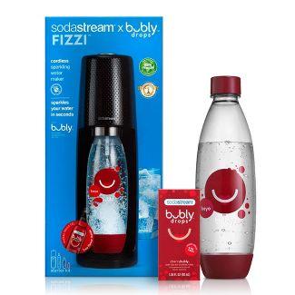 SodaStream Fizzi bubly Bundle - Black