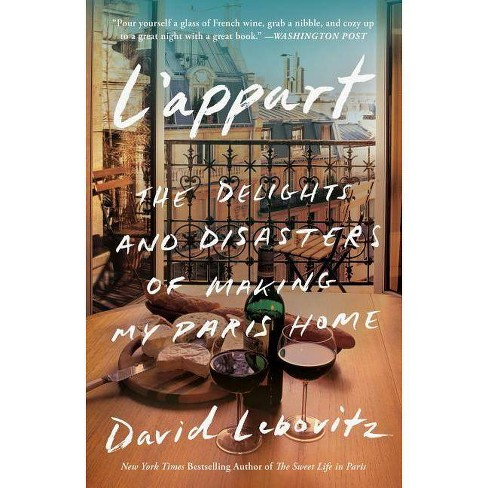 L'Appart - by  David Lebovitz (Paperback) - image 1 of 1