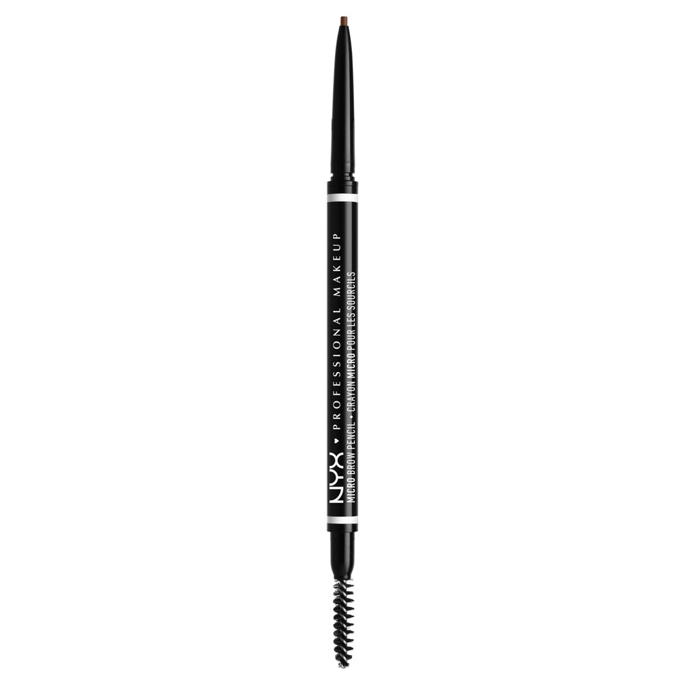 Nyx Professional Makeup Microbrow Pencil - Chocolate (Brown) - 0.16oz