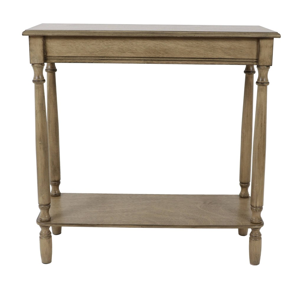 Cheap Simplify Rectangular Console Table  - Décor Therapy