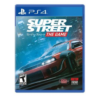 Super Street: The Game - PlayStation 4