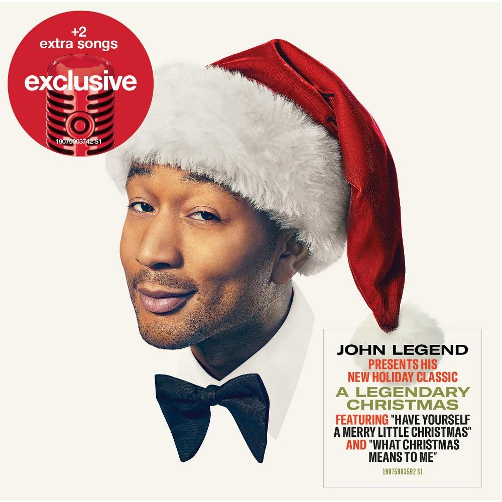 John Legend A Legendary Christmas Exclusive Cd