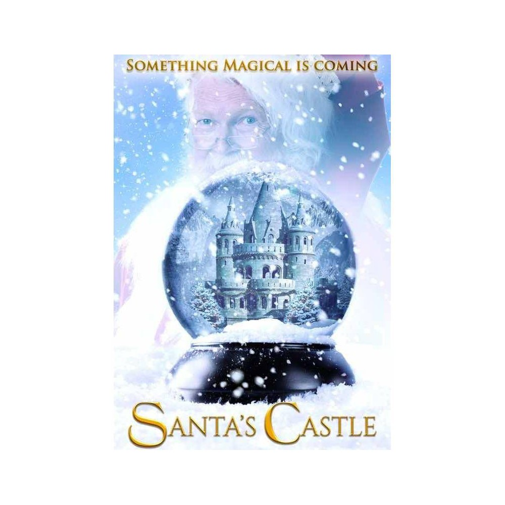 Santa S Castle Dvd 2020