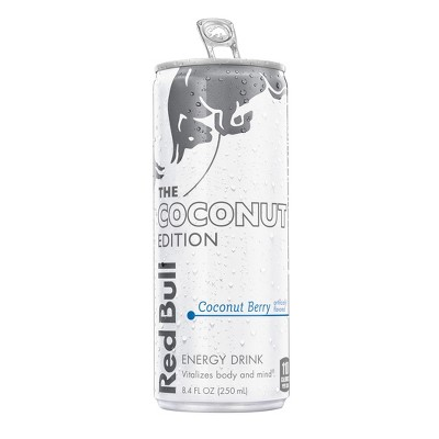 Red Bull Coconut Berry Energy Drink - 8.4 fl oz Can