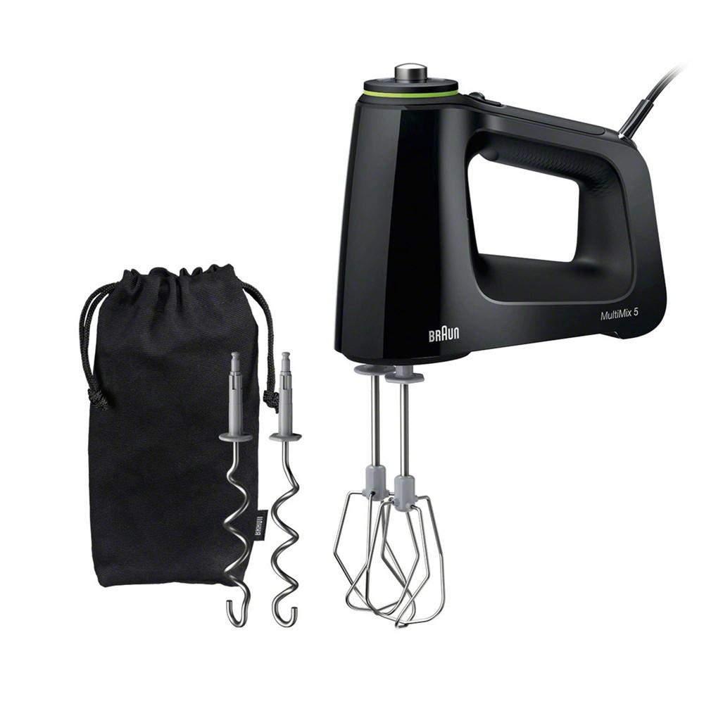 Image of Braun Hand Mixer - Black - HM5100