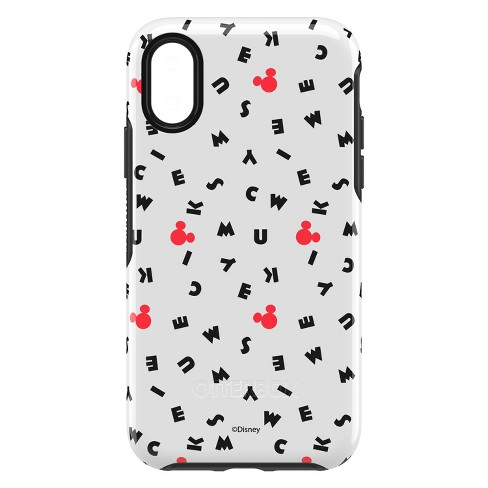 OtterBox Apple iPhone X/XS Disney Classics Symmetry Case - Mickey Mouse Scramble - image 1 of 4