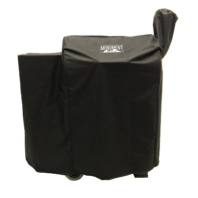"""47"""" Pellet Grill Cover Black - Monument Grills"""