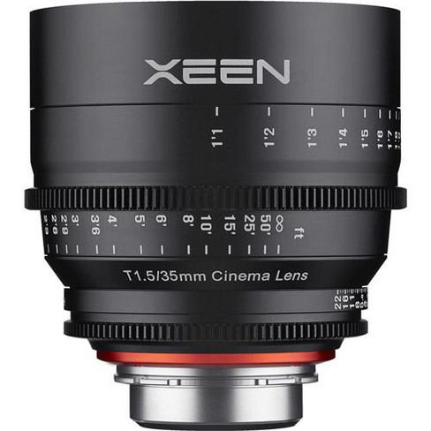 Rokinon Xeen 35mm T1.5 Cine Lens for Micro Four Thirds System - image 1 of 3