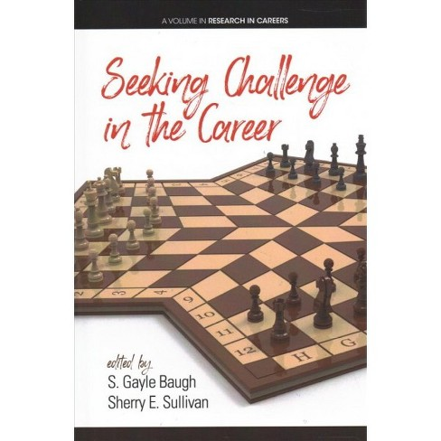 Seeking Challenge in the Career -  (Research in Careers) (Hardcover) - image 1 of 1