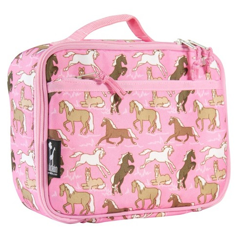 Wildkin Horses Lunch Box - Pink - image 1 of 1
