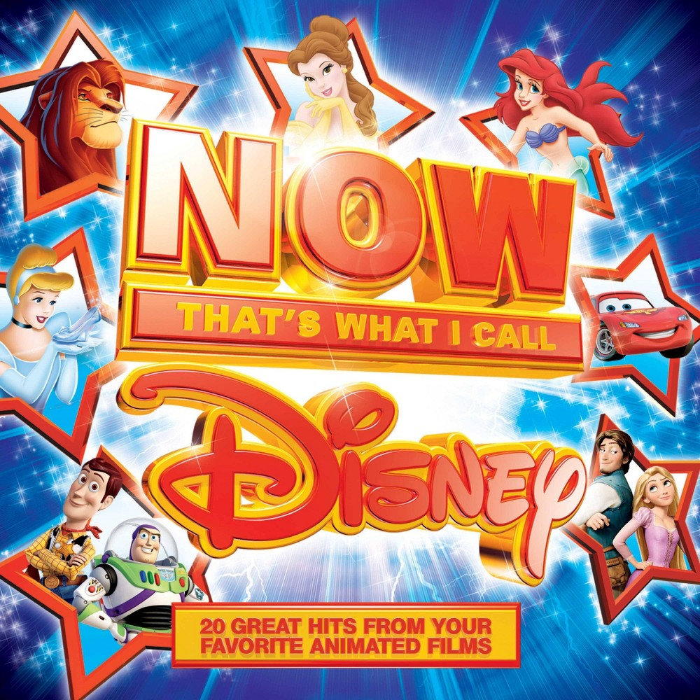 Various Artists - Now Thats What I Call Disney Vol. 1 (CD) Best