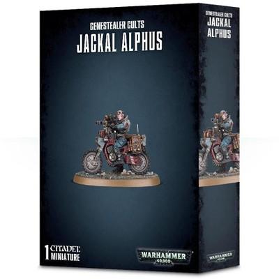 Warhammer Jackal Alphus Miniatures Box Set