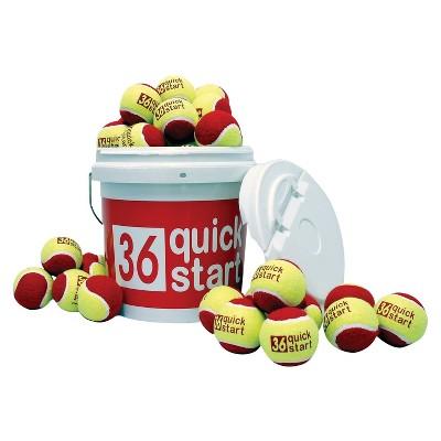 Oncourt Offcourt Quick Start 36 Tennis Balls, pk of 30
