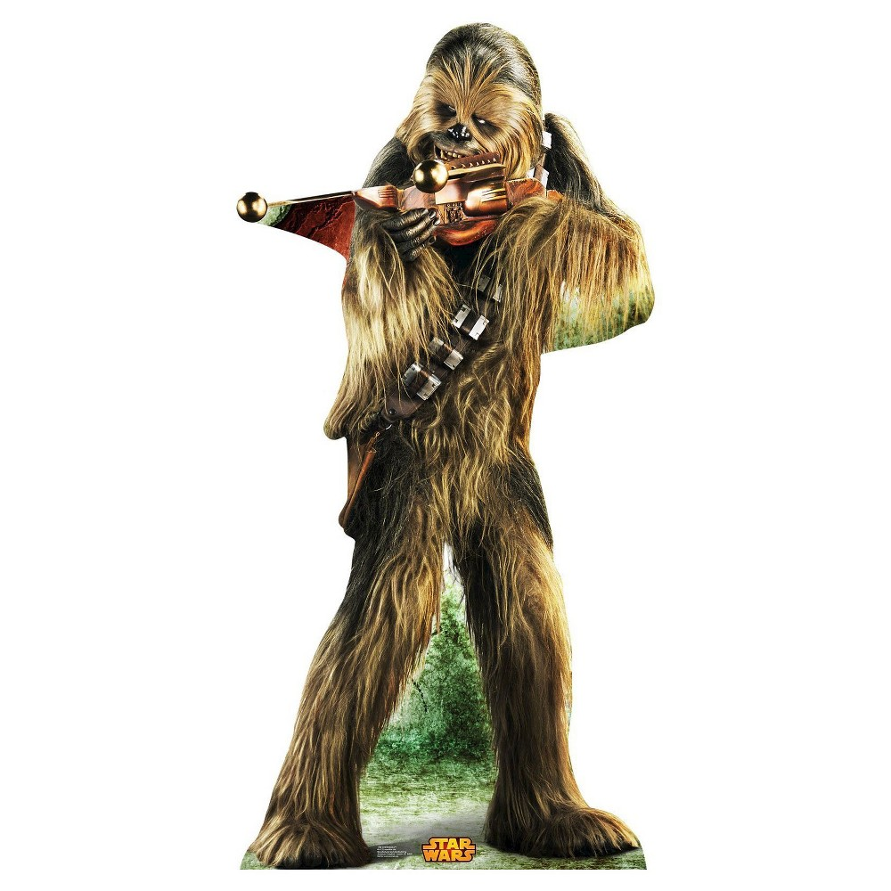 Star Wars Chewbacca Stand Up, Brown