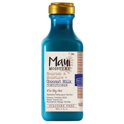 Maui Moisture Nourish & Moisture + Coconut Milk Conditioner for Dry Hair - 13 fl oz - image 1 of 4