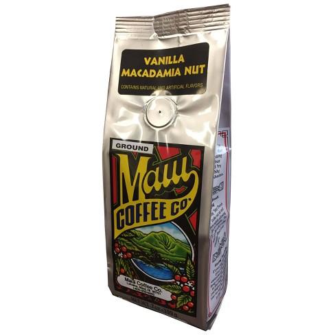 Maui Vanilla Macadamia Nut Medium Roast Ground Coffee - 7oz - image 1 of 1