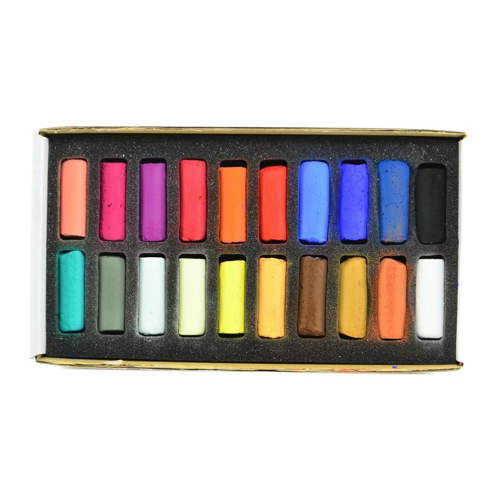 Image of Soft Pastel Set Multicolor - Sennelier 20ct