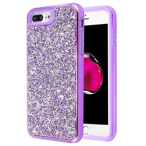 IPhone 8 Plus Case IPhone 7 Plus Case By Insten Rhinestone Diamond