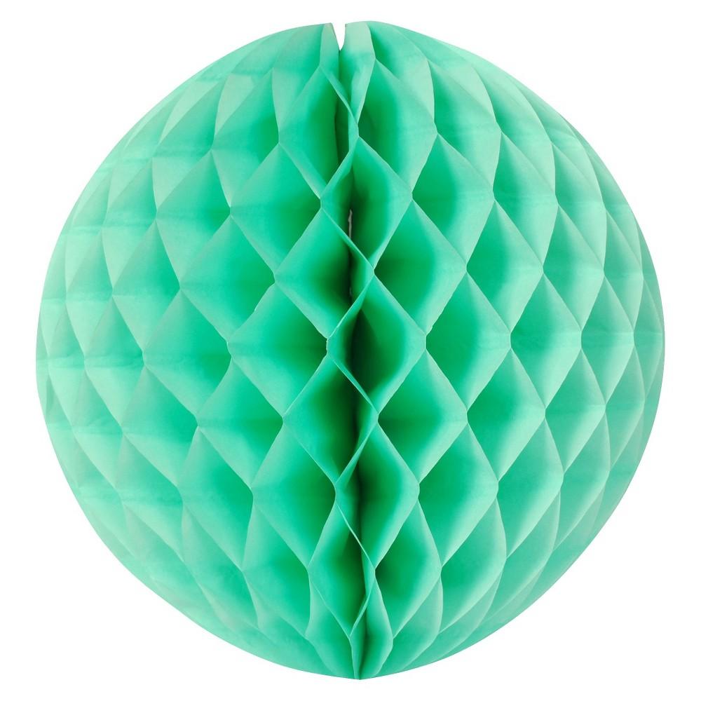 Turquoise Honeycomb Lantern - Spritz