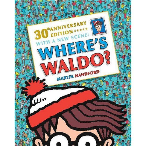 Where's Waldo 07/04/2017 - by Martin Handford (Paperback) - image 1 of 1