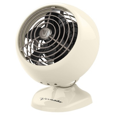 Vornado - 2-Speed Mini Classic Personal Vintage Circulator - Vintage White
