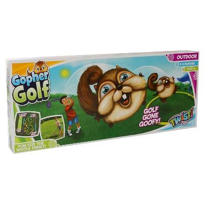 Twist Time Gopher Golf - 11pc