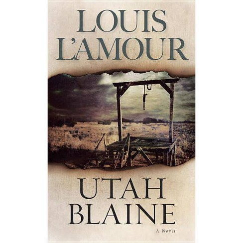 Utah Blaine - by  Louis L'Amour (Paperback) - image 1 of 1