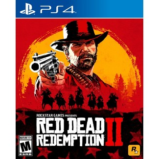 Red Dead Redemption 2 - PlayStation 4 : Target