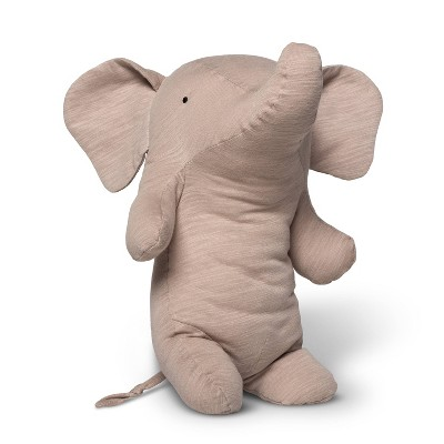 Plush Elephant Stuffed Animal - Cloud Island™ Gray