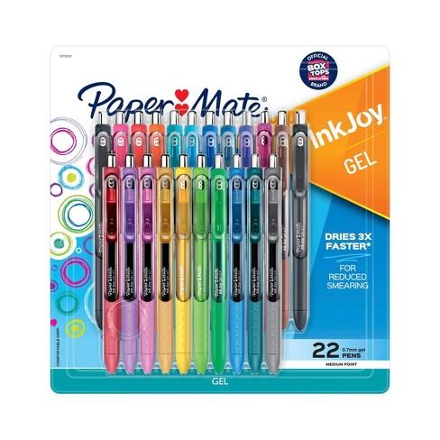 22pk Gel Pens Ink Joy 0.7mm Multicolor - PaperMate - image 1 of 3