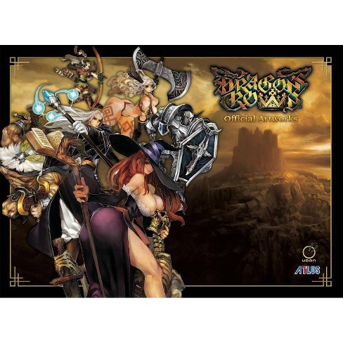 Dragon's Crown: Official Artworks - by  Vanillaware (Hardcover) - image 1 of 1