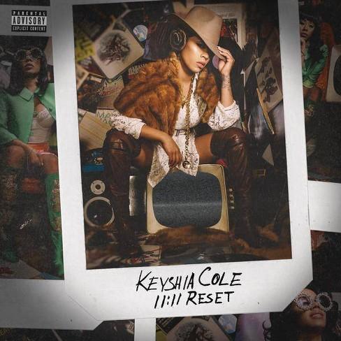 Keyshia Cole - 11:11 Reset [Explicit Lyrics] (CD) - image 1 of 1