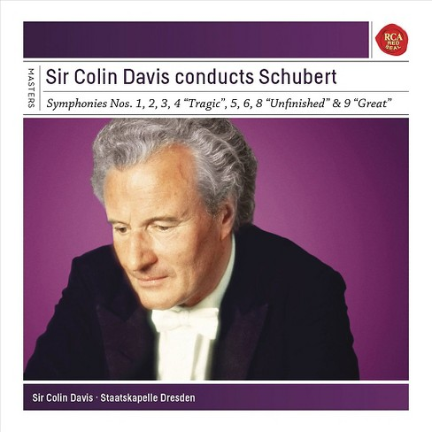 Colin davis - Sir colin davis conducts schubert (CD) - image 1 of 1