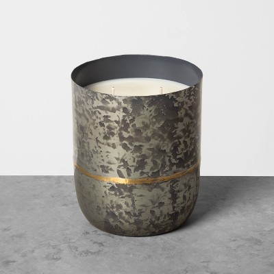 25oz Galvanized Candle Balsam Fir   Hearth & Hand™ With Magnolia by Shop This Collection