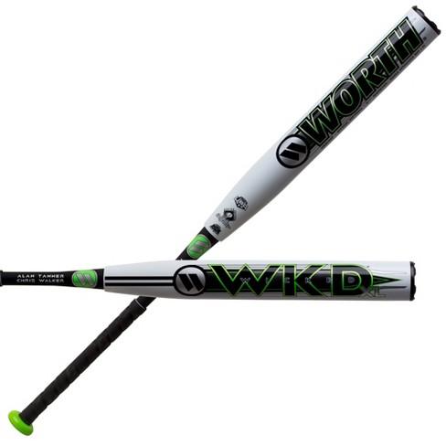 Worth Wicked XL Signature Series WWKD2P Senior Slowpitch Softball Bat - image 1 of 3