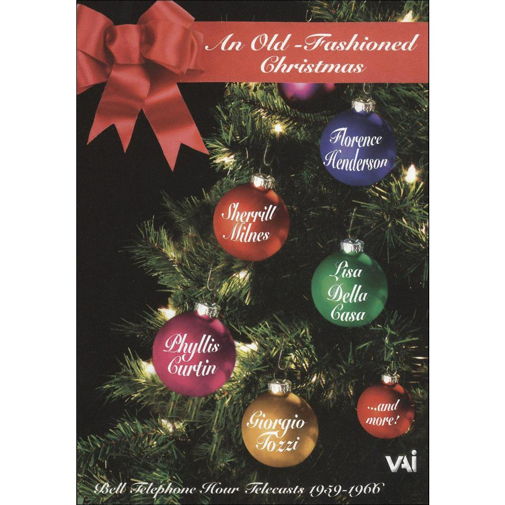 Old Fashioned Christmas (Dvd)