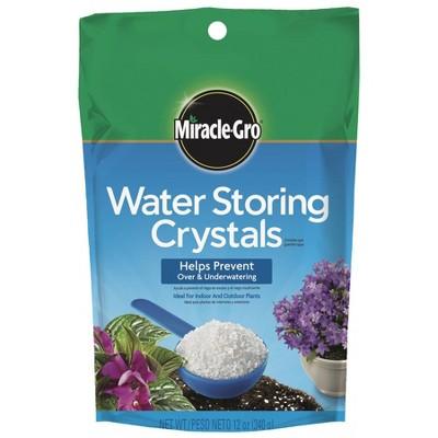 Miracle-Gro Water Storing Crystals - 2pk