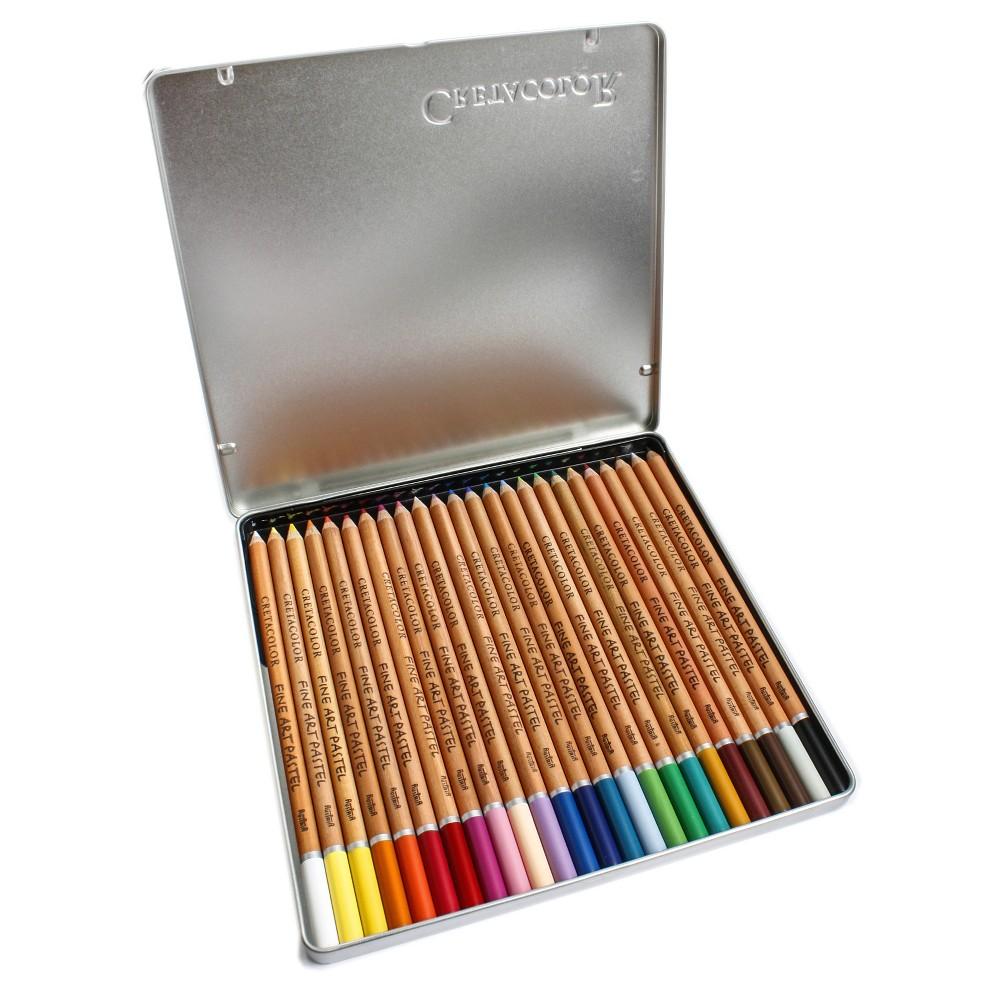 Image of Pastel Pencil Set - Cretacolor 24ct