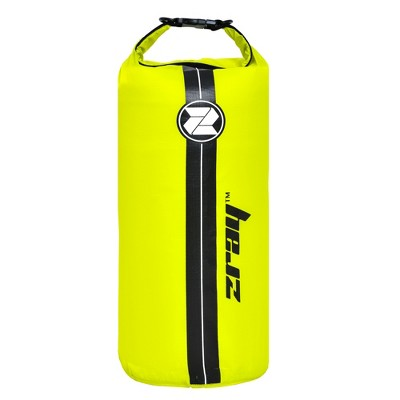 Pool Central Zray Yellow Lightweight Waterproof Gear Dry Bag - 10 Liter