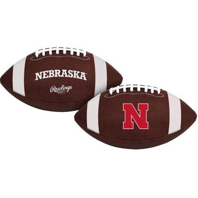 NCAA Nebraska Cornhuskers Mini Air It Out Football
