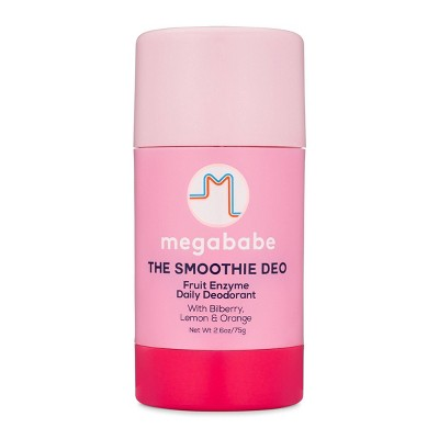 The Smoothie Deo Fruit Enzyme Daily Deodorant - 2.6oz