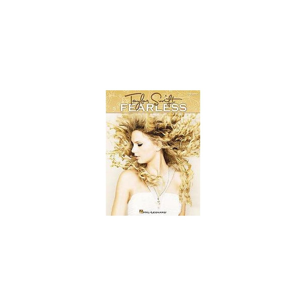 Taylor Swift Fearless (Paperback)