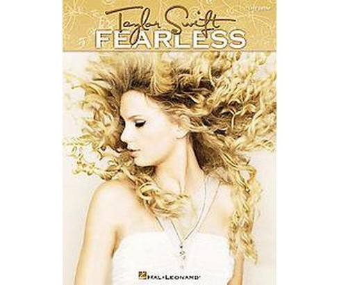 Taylor Swift Fearless (Paperback) - image 1 of 1