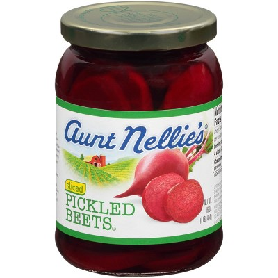 Aunt Nellie's Pickled Beets Sliced - 16oz