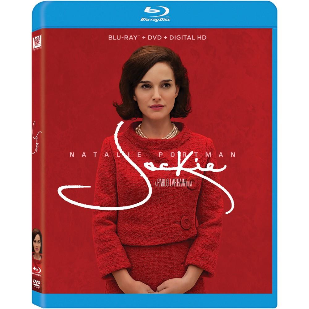 Jackie Blu Ray Dvd Digital