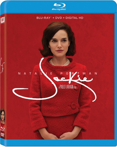 Jackie (Blu-ray + DVD + Digital) - image 1 of 1