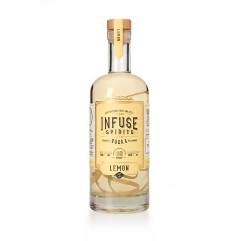 Infuse Lemon Vodka - 750ml Bottle - image 1 of 1